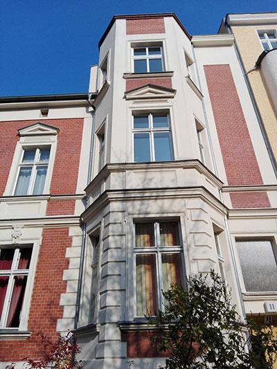 Fassade Albestraße 11