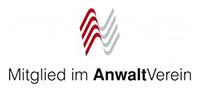 Logo Mitglied im Anwaltverein